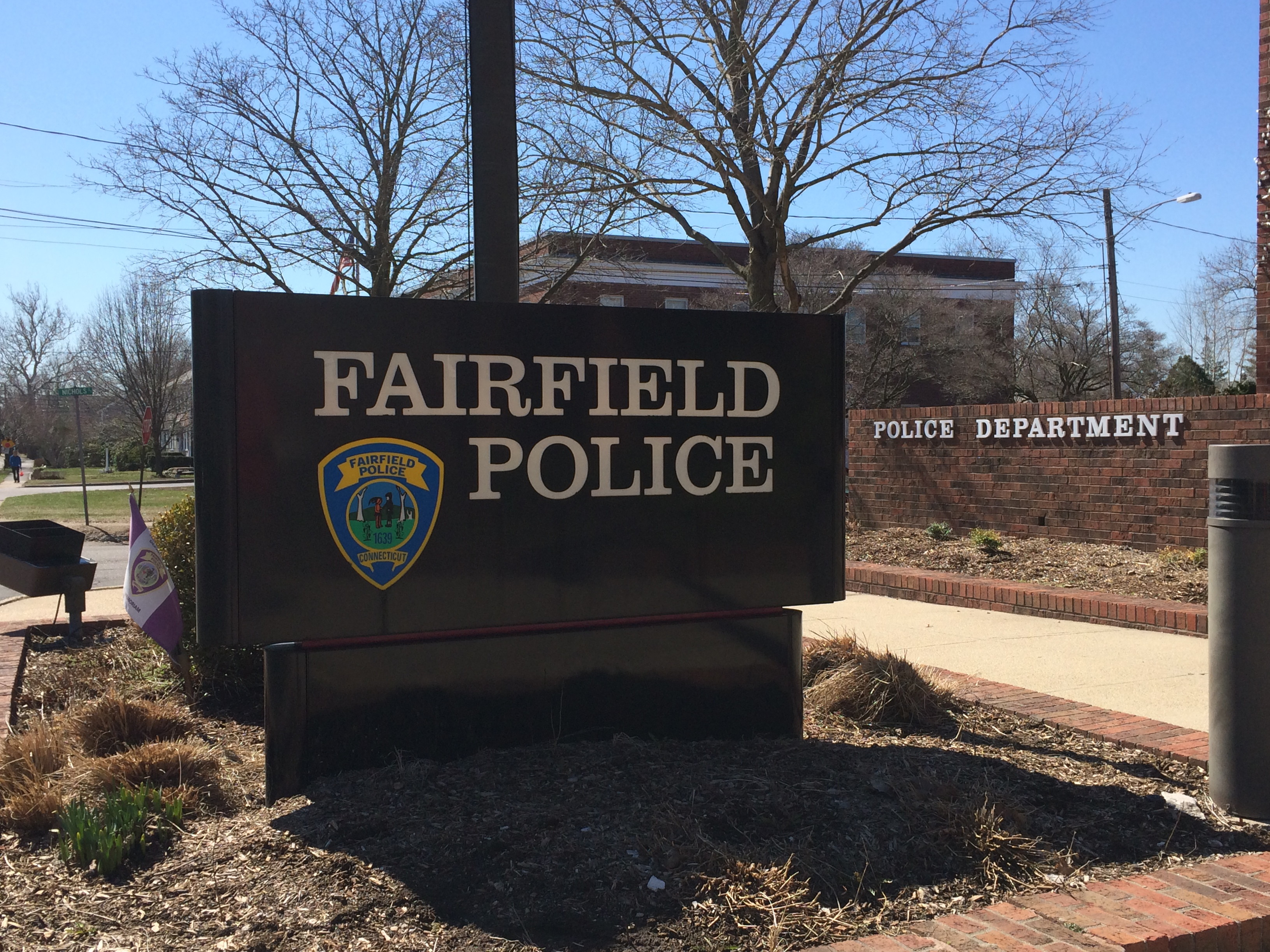 Fairfield police charged a local man with a DUI after he reportedly hit the air-conditioning unit of a neighbor's house.