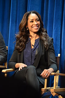 Gina Torres, turns 45 on Friday.