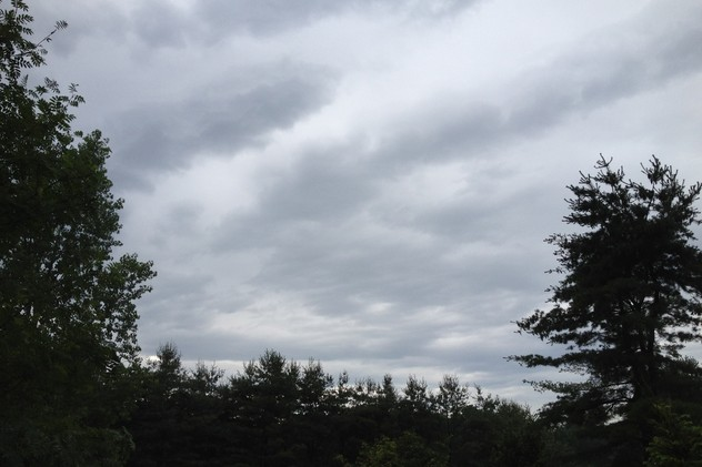 Showers and thunderstorms could make for a damp Friday night and Saturday afternoon in Fairfield County.