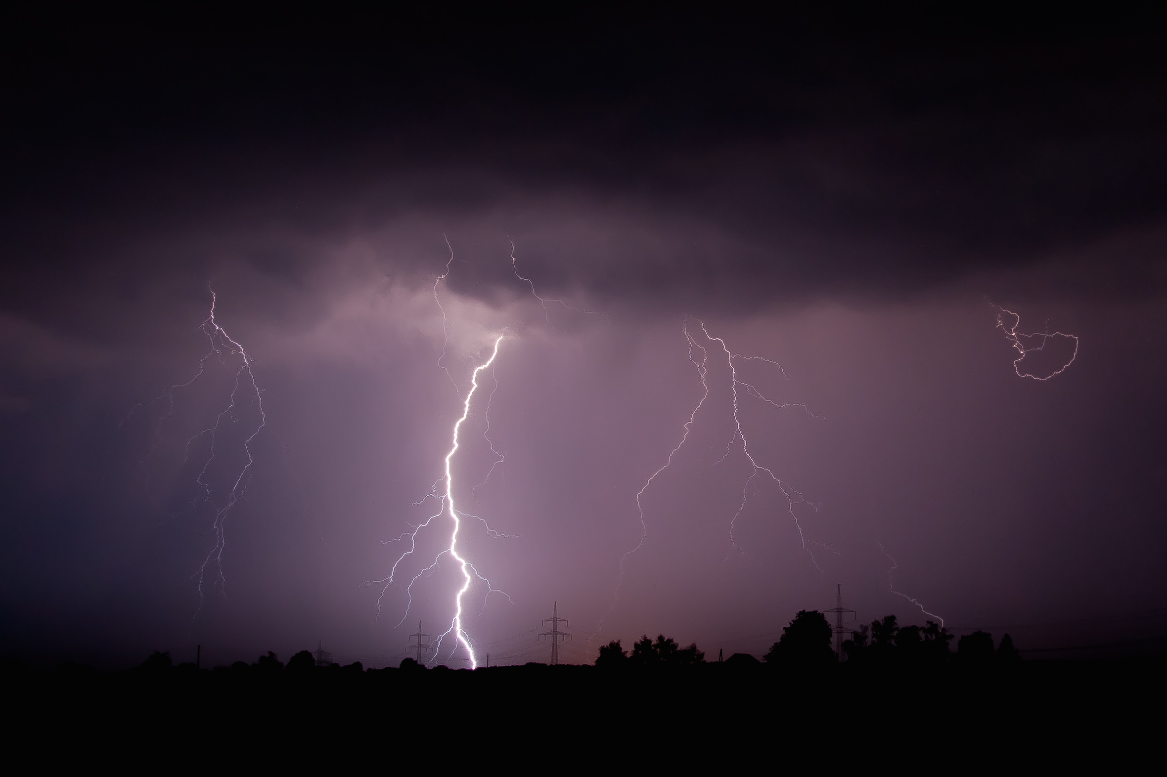 Westchester County could see some thunderstorms overnight into Friday morning.
