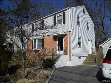 This house at 26 Byron Ave. in White Plains is open for viewing this Sunday.