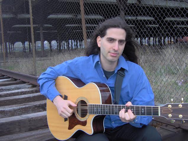 Singer/songwriter David W. Jacobsen