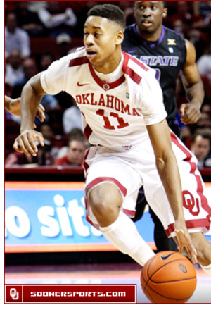 Mount Vernon graduate and University of Oklahoma basketball standout Isaiah Cousins is recovering after being shot.