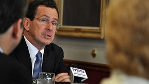 Gov. Dannel Malloy will meet with train officials Monday afternoon about problems with the Walk Bridge in Norwalk.