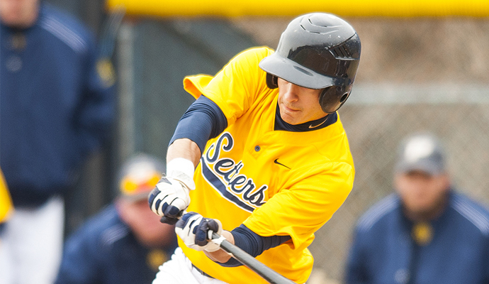 David Pepe, a former Pace University outfielder, was recently selected to play for the Toronto Blue Jays.