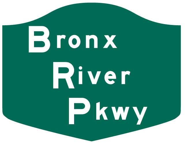 Road work will cause the closure of the northbound on ramp to the Bronx River Parkway at Crane Road.
