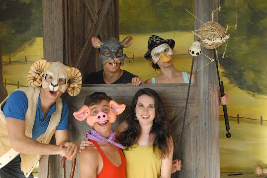 'Charlotte's Web' will begin at The Summer Theatre of New Canaan on Saturday, July 12.