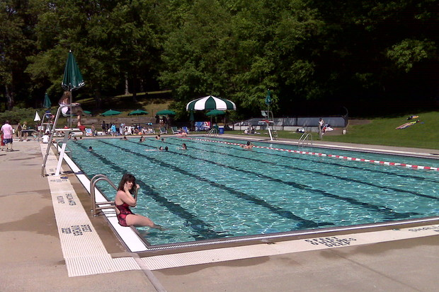 Abundant sun and warm temperatures will make the next few days perfect pool days.