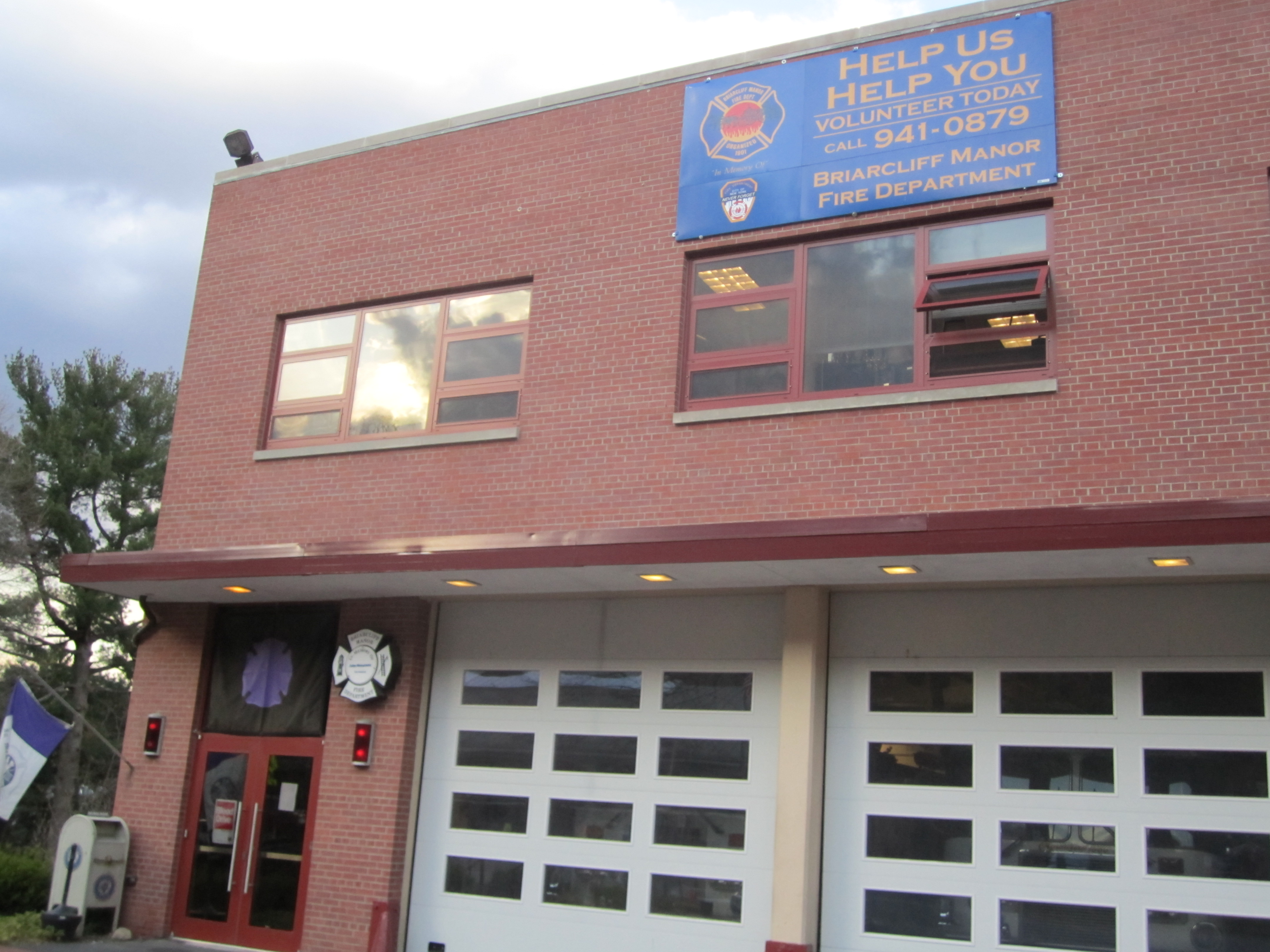 Briarcliff Manor Fire Department received a $167,451 grant from FEMA's Assistance to Firefighters Grant program.