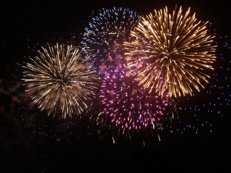 Residents can still enjoy a 4th of July fireworks show.