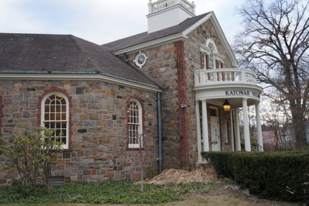 Katonah Village Library is the location of the traffic safety group's first meeting.