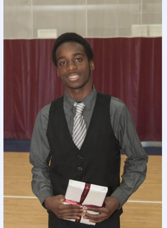 Harvey School student Michael DePass was named a Deans Scholar Athlete for the 2013-14 school year.