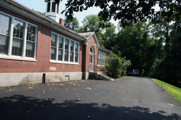 The Schoolhouse Theater at 3 Owens Road.