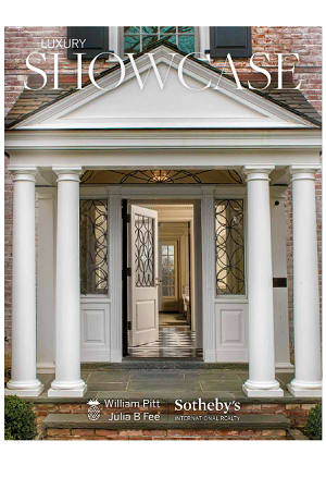 The publication released by William Pitt and Julia B. Fee Sotheby's International Realty highlights a collection of the firm's most luxurious properties