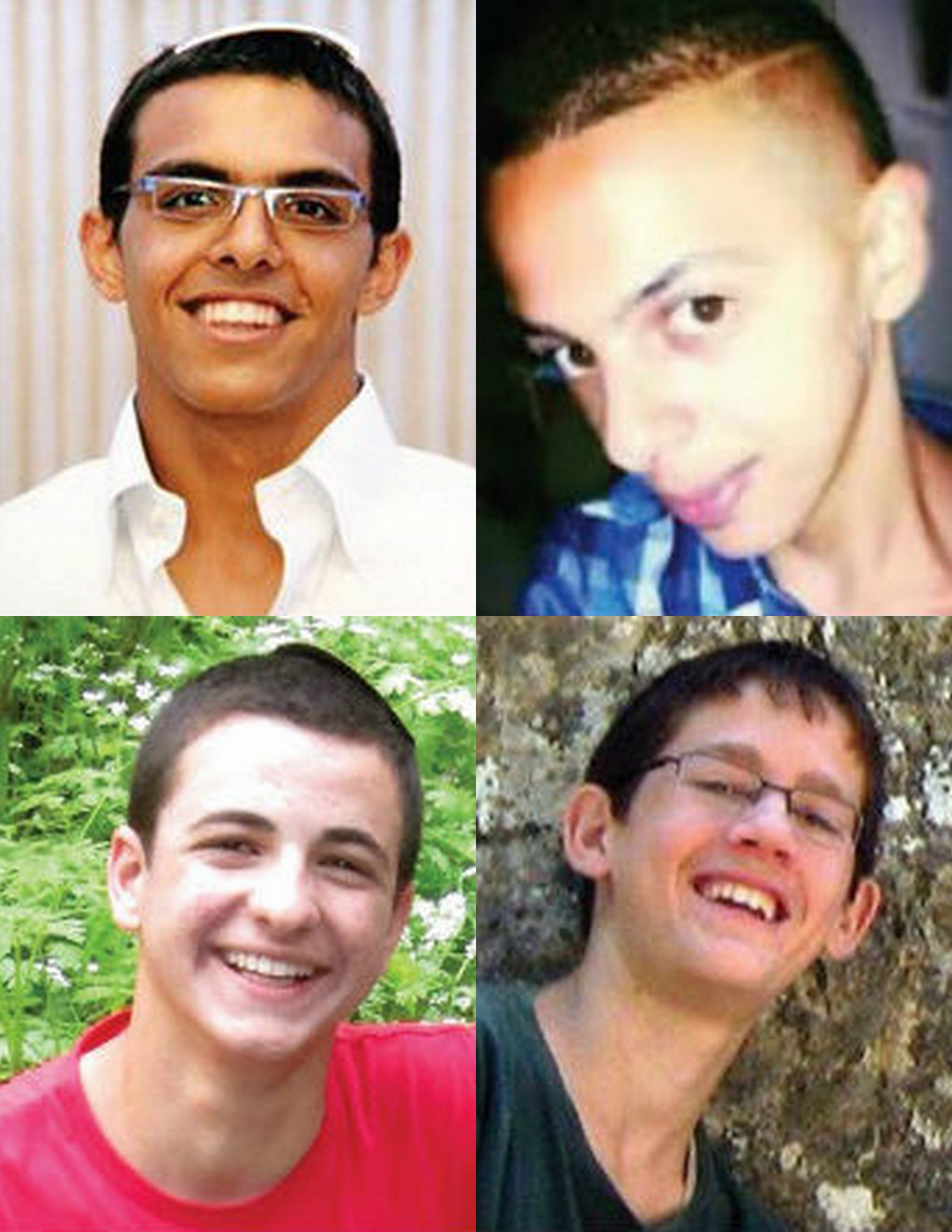 The four teenagers killed in the Israeli-Palestinian conflict will be commemorated at Manhattanville College.