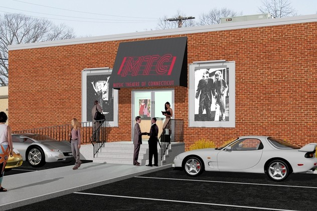 The construction of the new Music Theater of Connecticut in Norwalk will receive $150,000 in state aid.