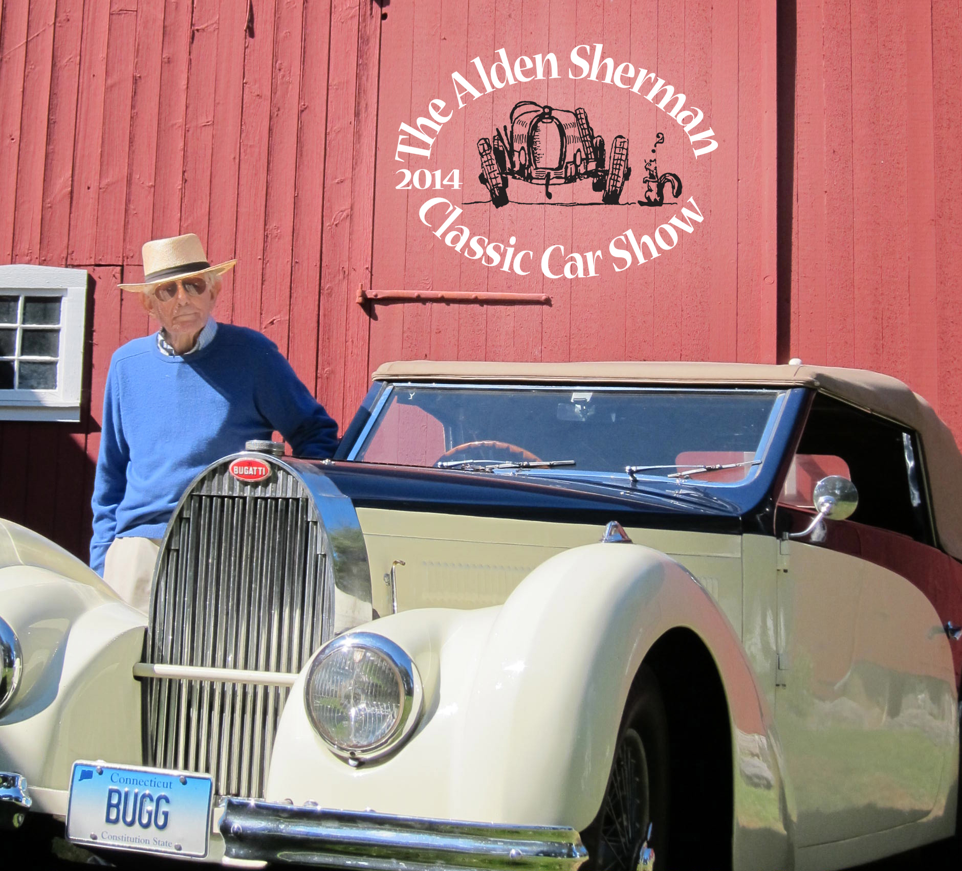 The third annual Alden Sherman Classic car and motorcycle show will be held at Weston High School.