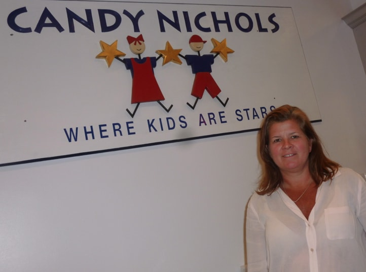 Elizabeth Correa, owner of Candy Nichols, said she is having a busy week during the state's sales tax holiday on clothes and shoes under $300. The deal ends on Saturday.