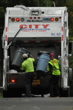 Harrison sanitation announces changes to pickups for Labor Day.