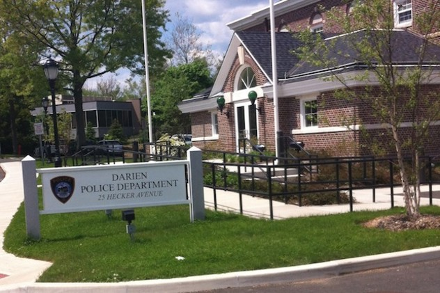 Darien police said a group of teens shot a 43 year-old Woodway Road resident in the face with an airsoft gun.
