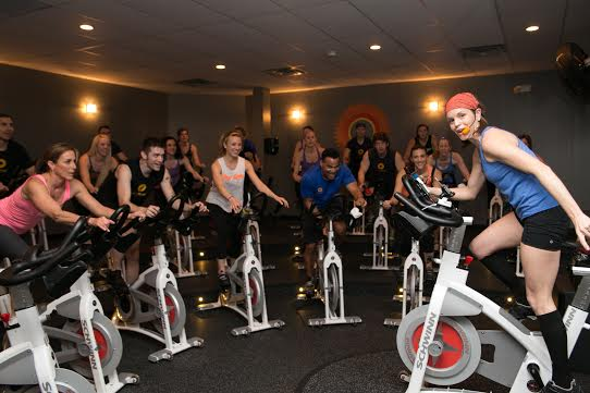 A spin class featuring DJ Yosif will be held at JoyRide Ridgefield to benefit the Ridgefield Playhouse.