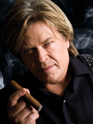 Ron White of the Blue Collar comedy phenomenon performs his Moral Compass Tour in two shows: 7 and 9:30 p.m. on Thursday, Nov. 15, at the Ridgefield Playhouse.