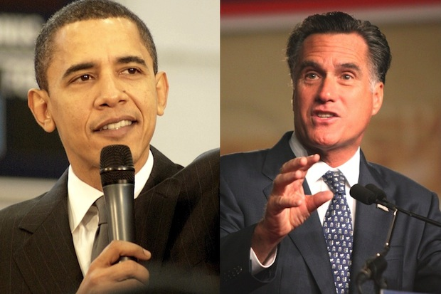 Will New Canaan voters re-elect Barack Obama or send Mitt Romney to the White House?
