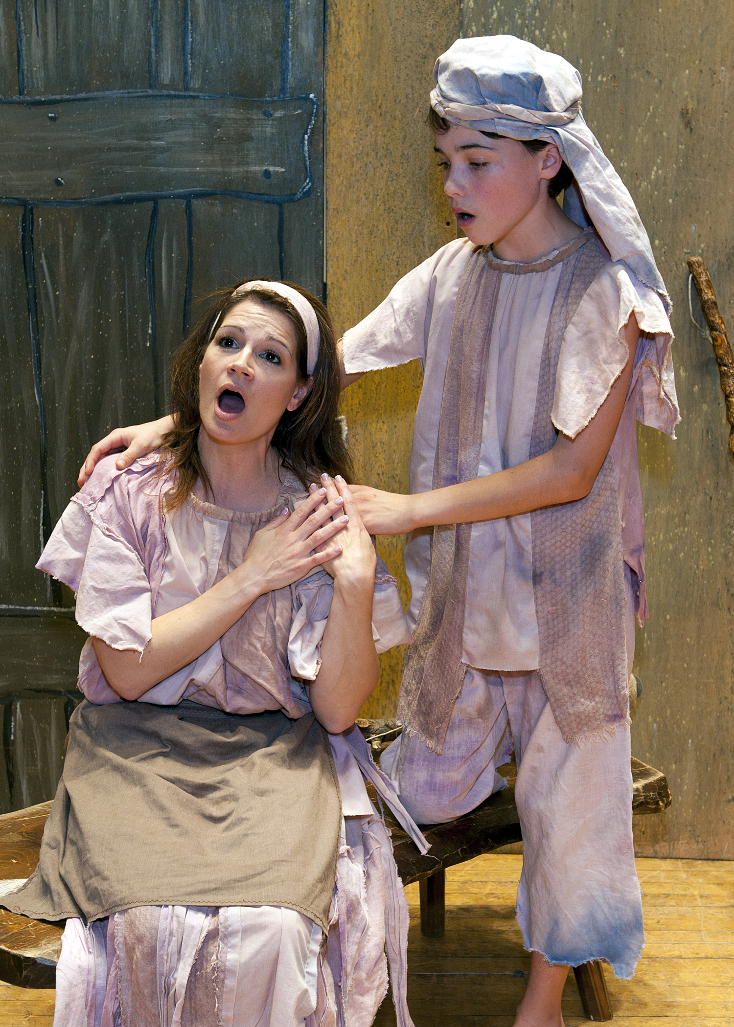 WestConn will host two performances of 'Amahl and the Night Visitors' this weekend.