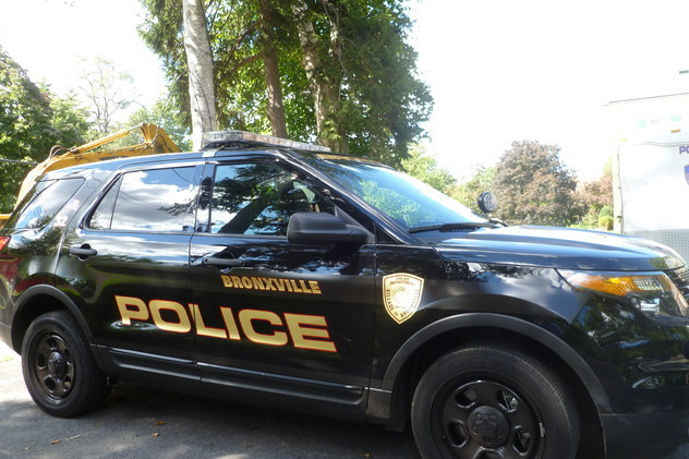 Bronxville police arrested a 58-year-old man accused of an assault at his home.