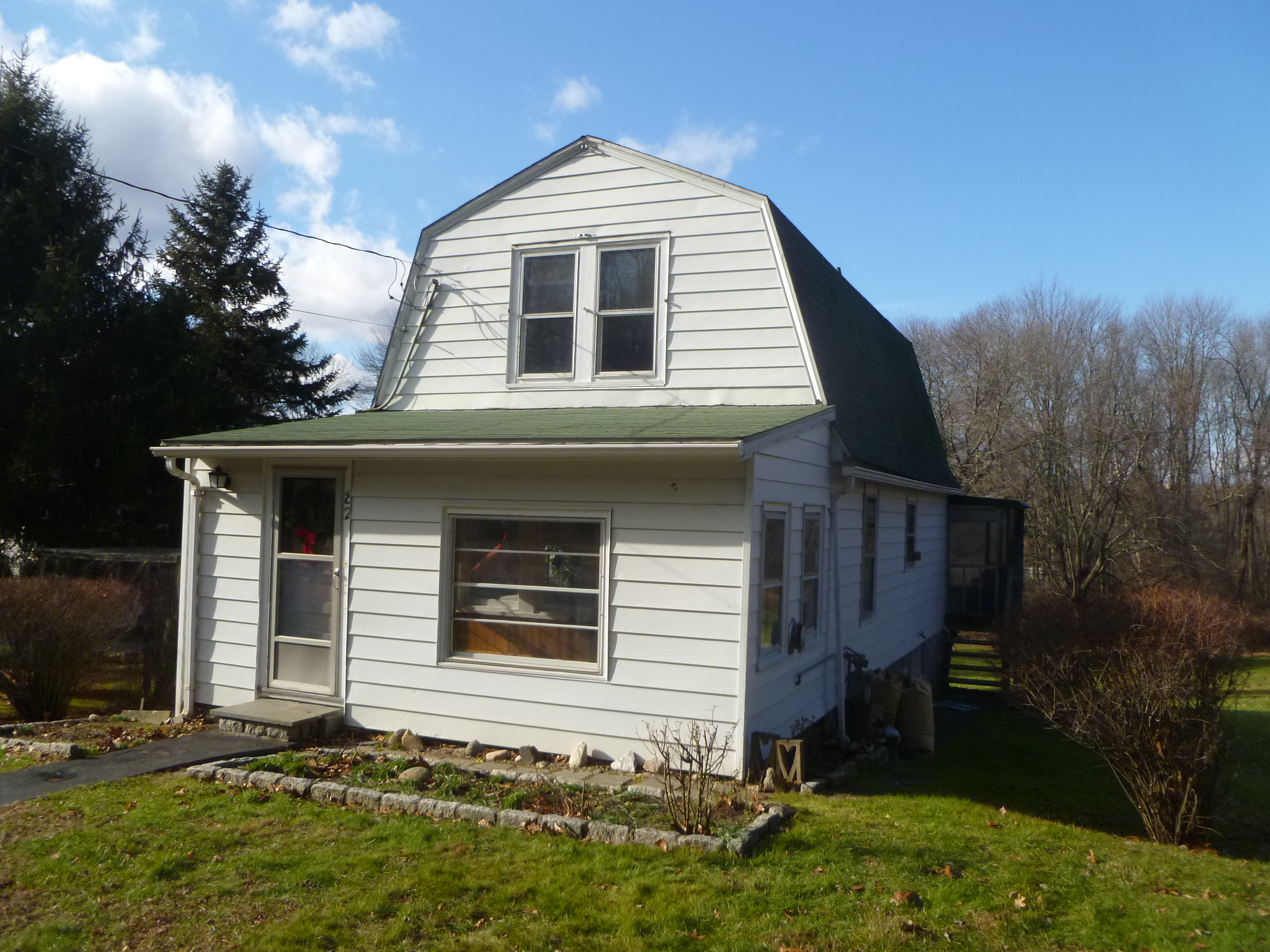 This house at 82 Beers Road, Easton, sold for $225,000.