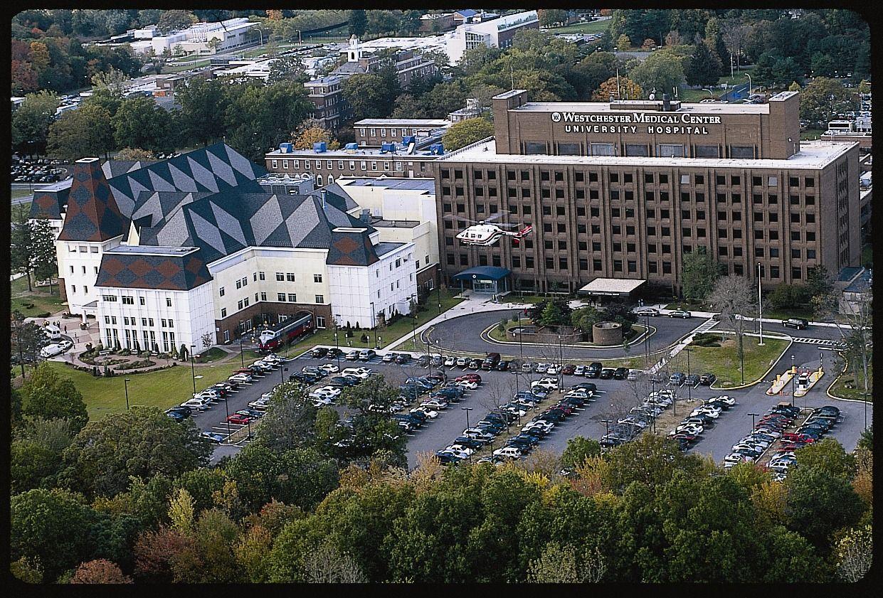 Westchester Medical Center in Valhalla.
