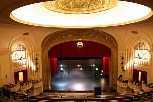 One of the top stories of the year in the area was the long-awaited reopening of The Capitol Theatre in Port Chester.