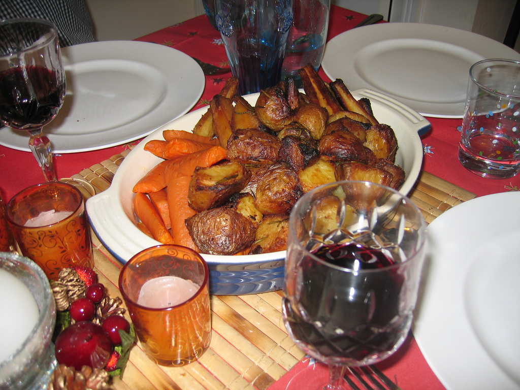 """Eat, drink and be merry this holiday season, but don't overdo it or you might experience """"holiday heart"""" syndrome."""