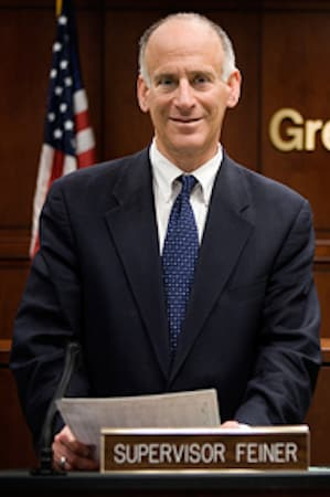Greenburgh Town Supervisor Paul Feiner looks back at the town's most memorable events and accomplishments in 2012.