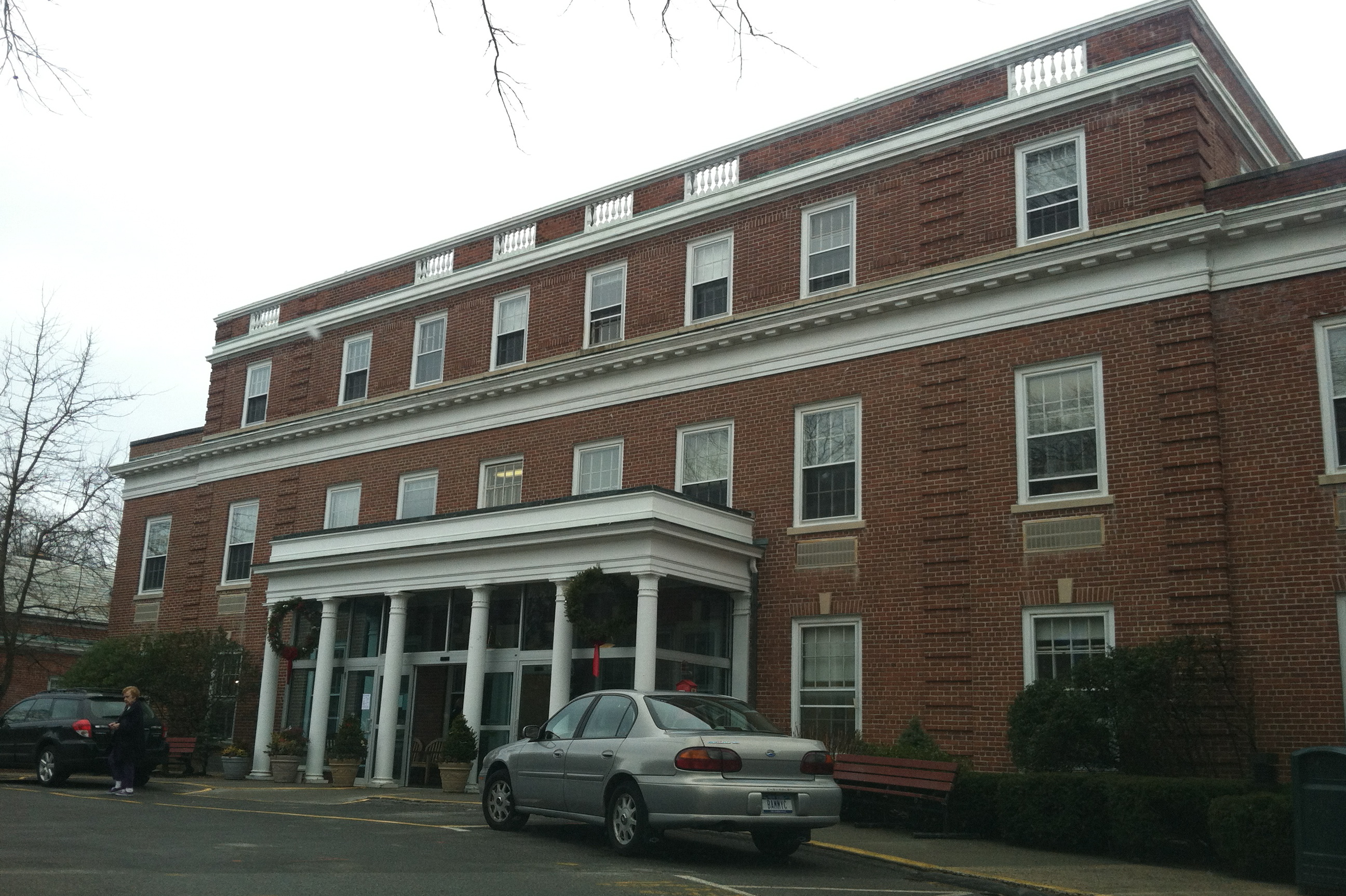 The Nathaniel Witherell in Greenwich may soon shelter owners and their pets in the event of emergencies like Hurricane Sandy.