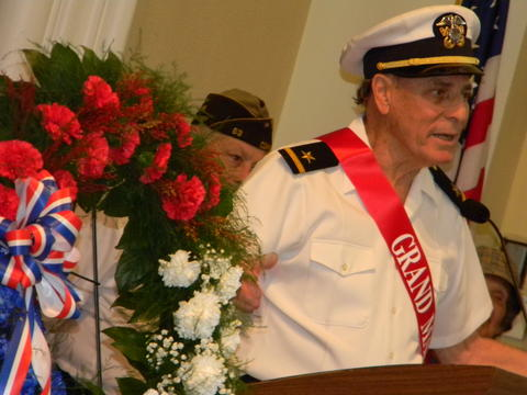 Tracy Sugarman, 91, lived in Westport for the last 62 years. In 2011, he served as grand marshal for the town's Memorial Day parade.
