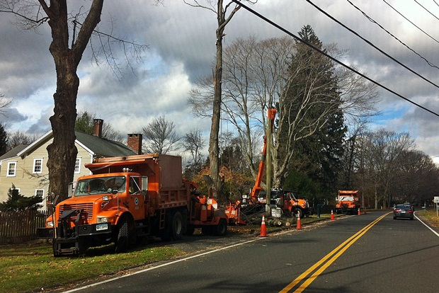 The three storms over 2011 and 2012 prompted Connecticut Light & Power to begin an aggressive five year plan to make Fairfield County and the state better prepared for future severe weather.