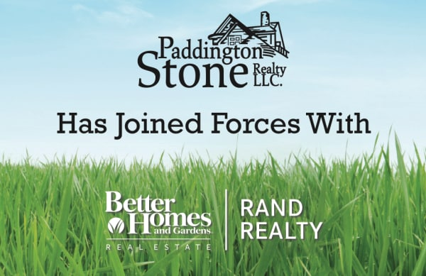 Better Homes and Gardens Rand Realty is merging with Paddington Stone Realty in Westchester County.