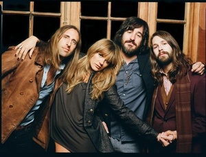 Grace Potter and The Nocturnals will play both Saturday and Sunday this weekend at The Capitol Theatre, 149 Westchester Ave., Port Chester.
