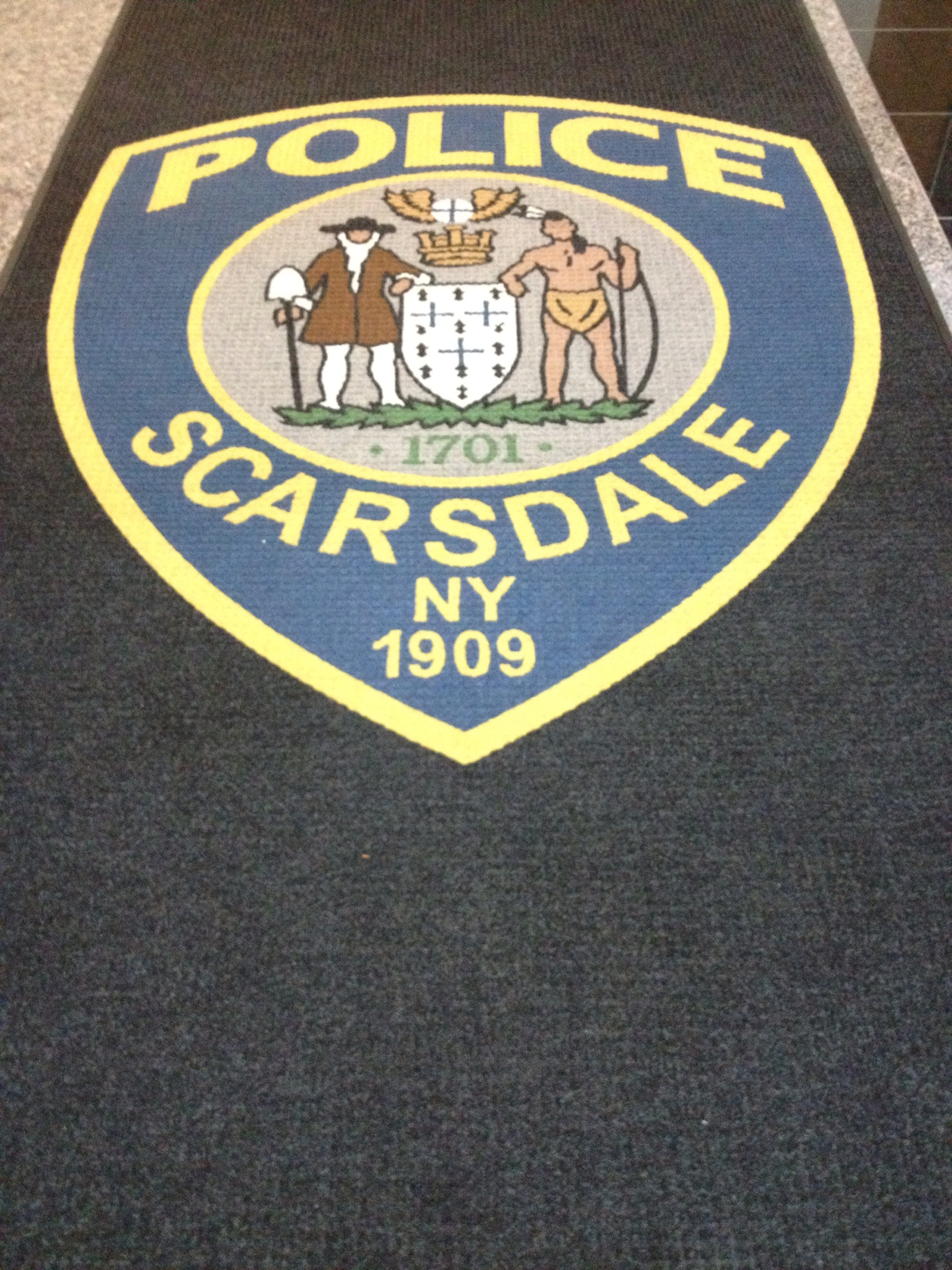 A Scarsdale resident reported his identity stolen last week.