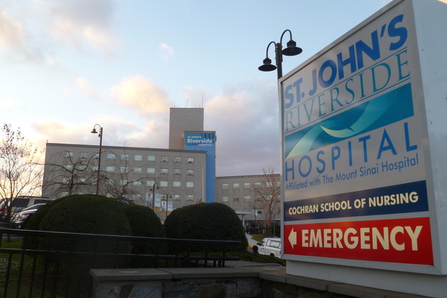 Thousands of Yonkers residents have signed petitions and letters supporting the expansion of the emergency room at St. John's Riverside Hospital.