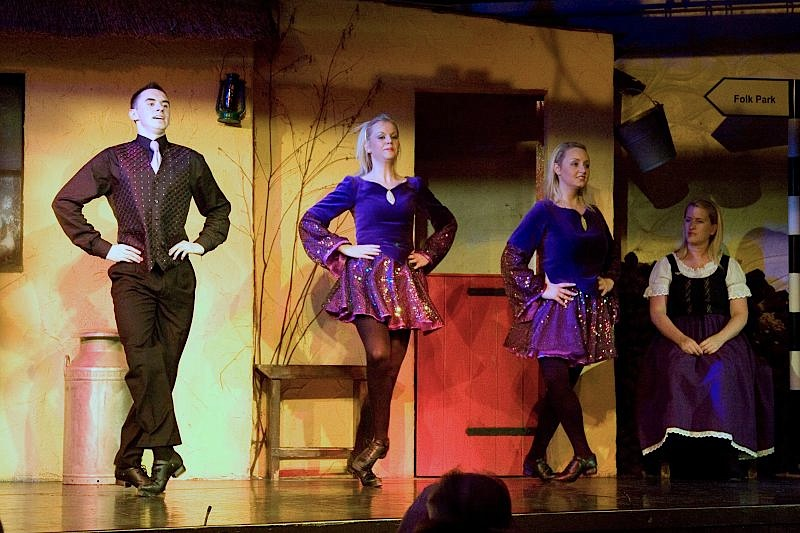 The McLean Avenue Band has worked with high-profile productions such as Riverdance and Lord of the Dance.