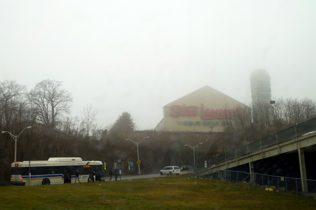 A plan to develop property near the Yonkers-Greenburgh border has drawn concerns from some nearby residents and the town supervisor.