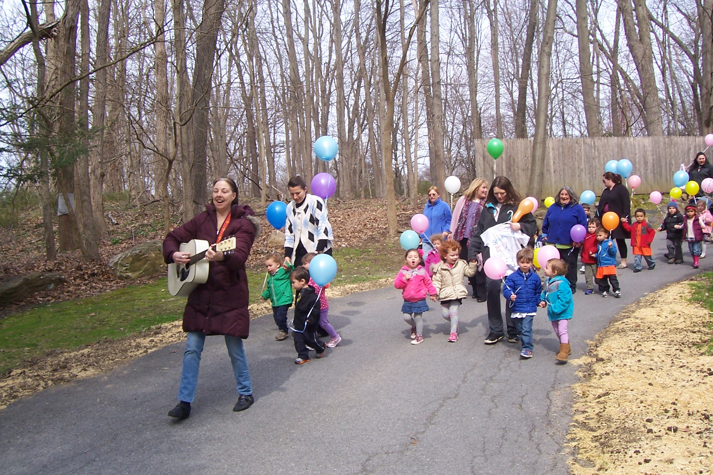"Country Children's Center will wrap up its annual Earth Day celebration at its ""Farm"" location Sunday, April 21, in Katonah from 10 a.m. to 2 p.m."