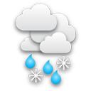 Slight Chance Rain/Snow