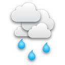 Slight Chance Rain Showers
