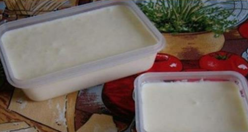 Сыр янтарь в домашних условиях