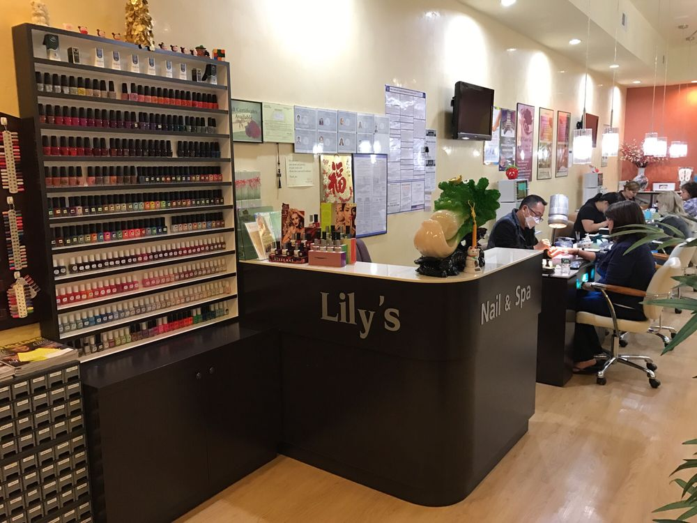 Lily's nails nyc