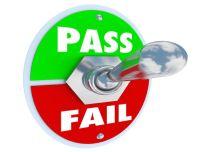 pass fail pic