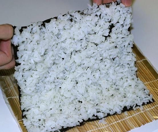 Рис для роллов как сделать